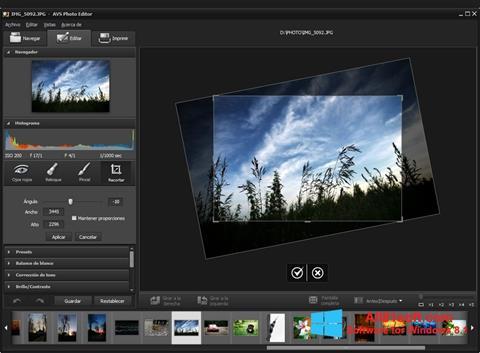 Skærmbillede Photo! Editor Windows 8.1