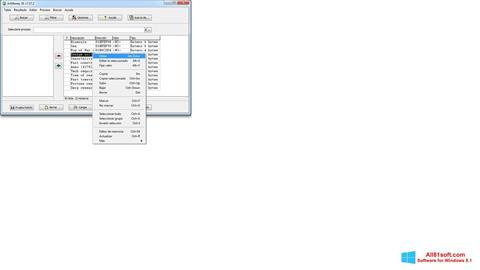 Skærmbillede ArtMoney Pro Windows 8.1