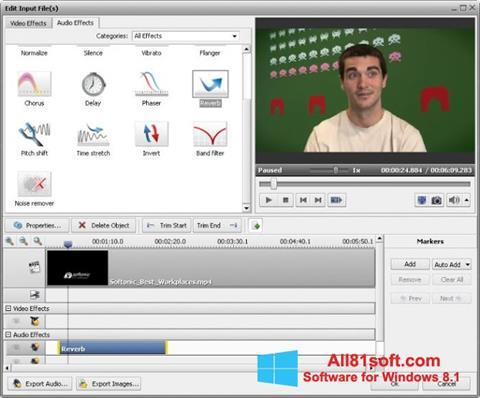 Skærmbillede AVS Video Converter Windows 8.1