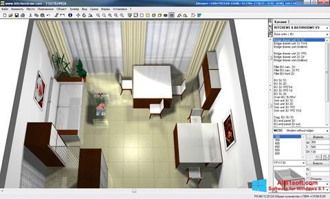 Skærmbillede KitchenDraw Windows 8.1