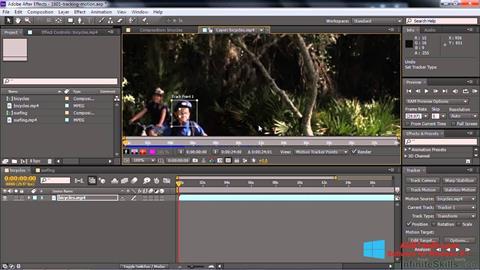 Skærmbillede Adobe After Effects CC Windows 8.1