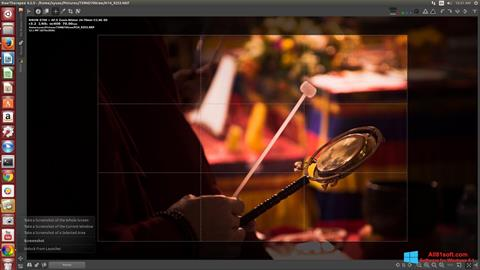 Skærmbillede RawTherapee Windows 8.1